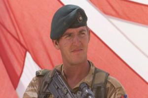 Marine Alexander Blackman jailed for seven years but could be free within weeks