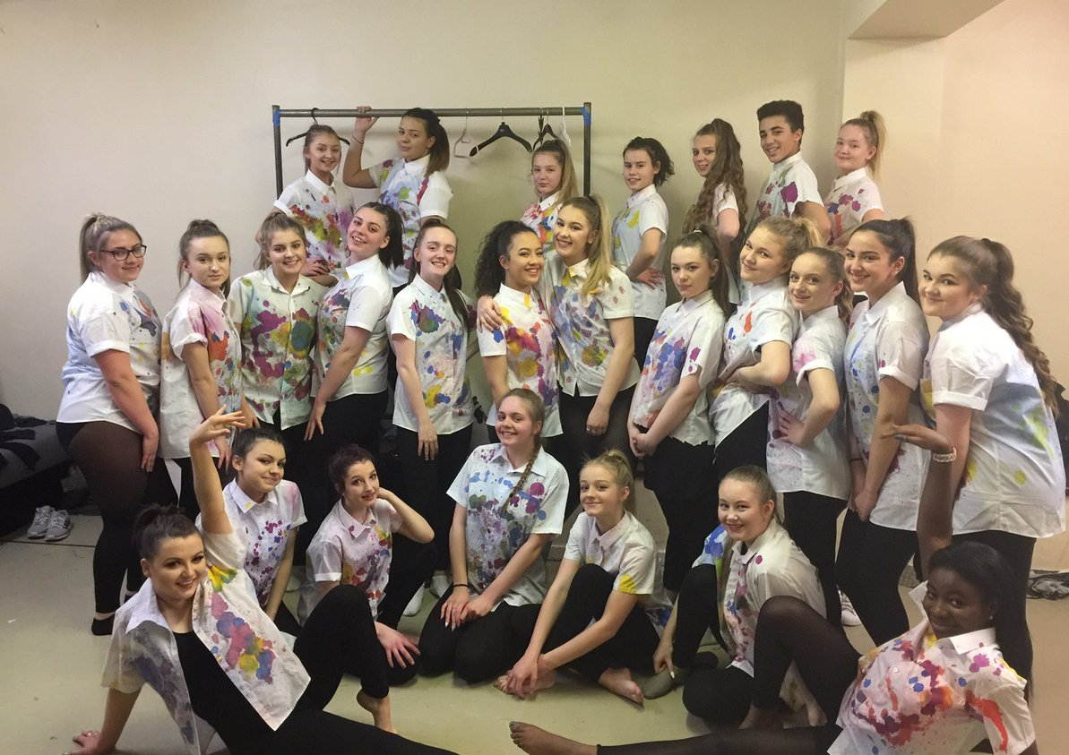GALLERY: Youngsters at Nova Hreod and Swindon Academy celebrate ...