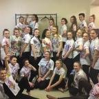 Swindon Advertiser: The Swindon Academy dance students who came first in the Great British Dance Off South regional competition.