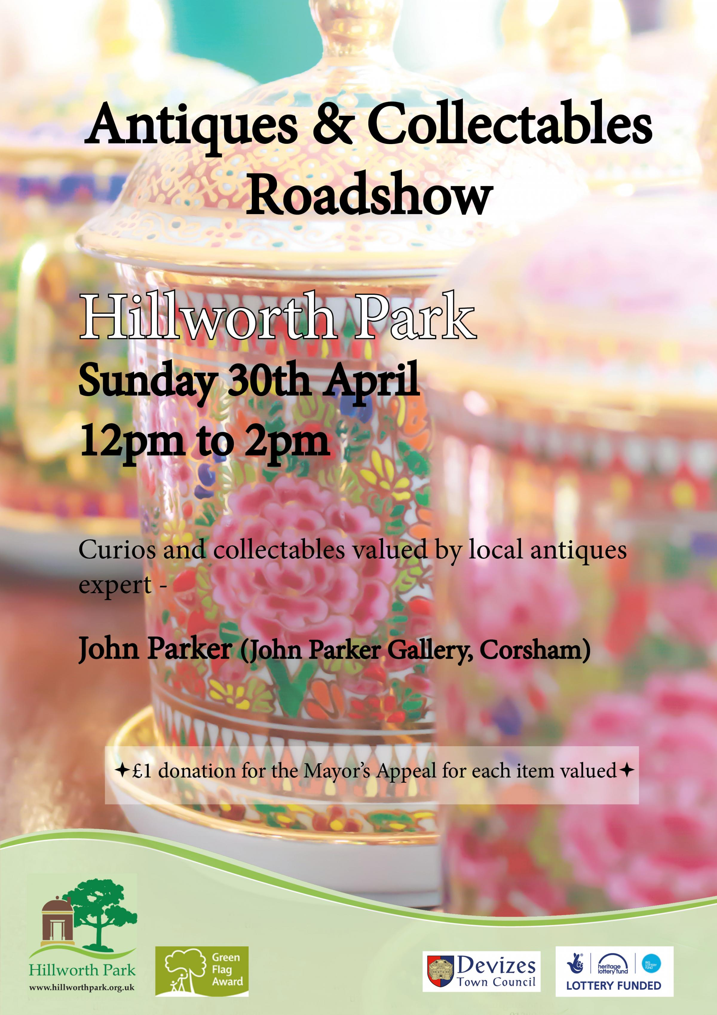 Antiques & Collectables Roadshow