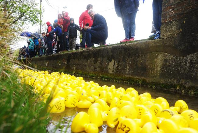 a663cbda307a Have fun at Wroughton Duck Race on Bank Holiday Monday