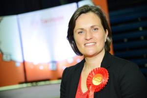 Sarah Church, Labour and Co-operative candidate for South Swindon