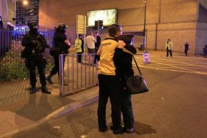 LIVE: 22 dead after Manchester Arena bomb blast