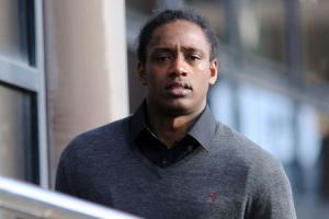 Nile Ranger has been jailed for eight months. Picture: Owen Humphreys/PA Wire.
