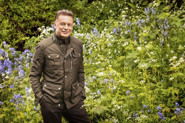 Chris Packham, star of BBC show Springwatch. Picture: BBC