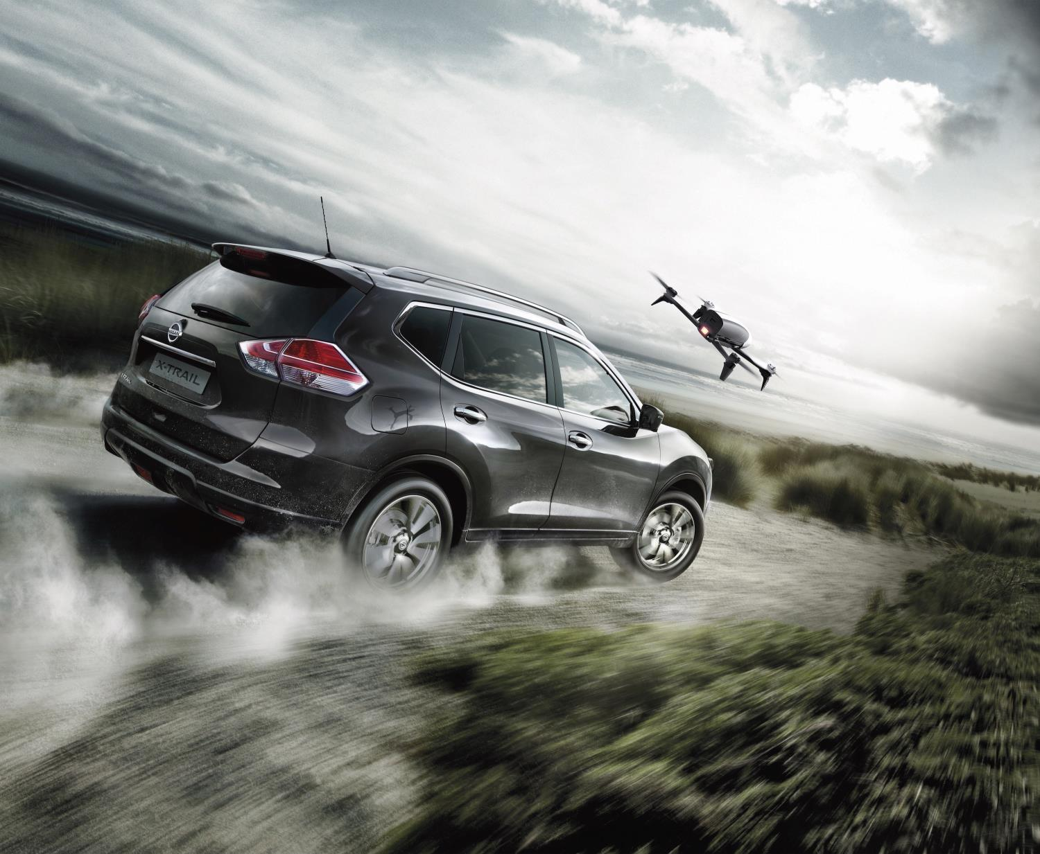 Nissan X Trail is best of the best 4x4s