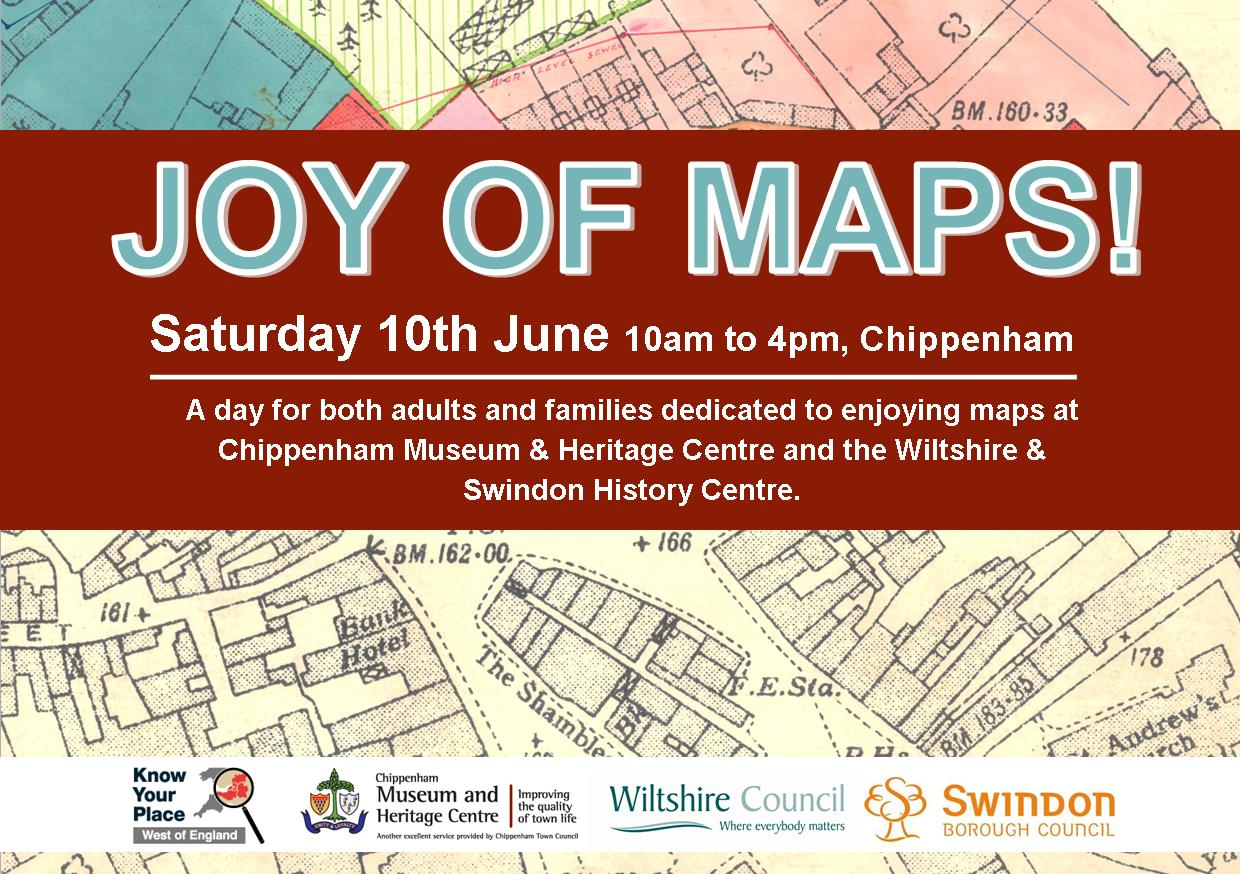 Joy of Maps!