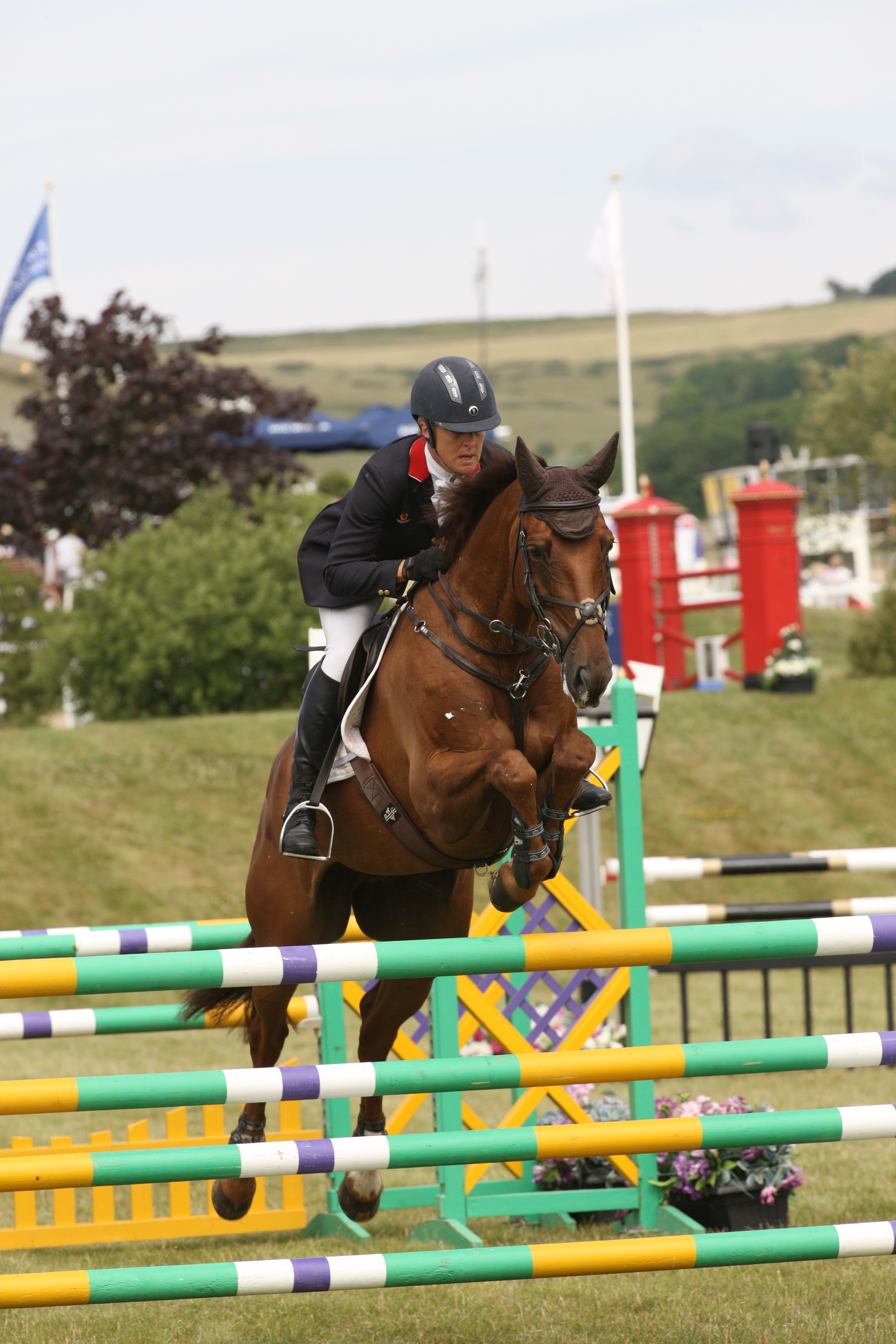 Overnight CIC*** leaders Kristina Cook and Billy The Red