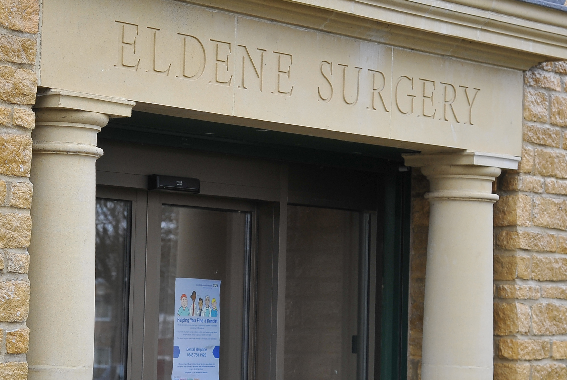 Eldene Surgery. Picture: DAVE COX