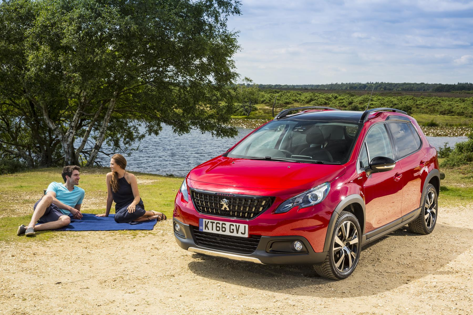 Peugeot scoops gold