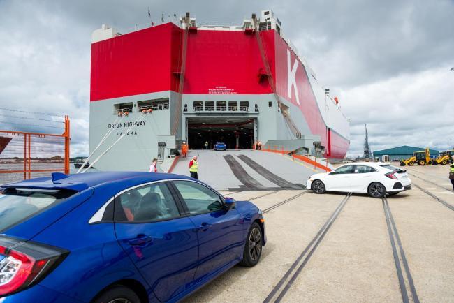Where Is Honda Made >> Honda Civic Made In Swindon Loved In The Usa Swindon Advertiser