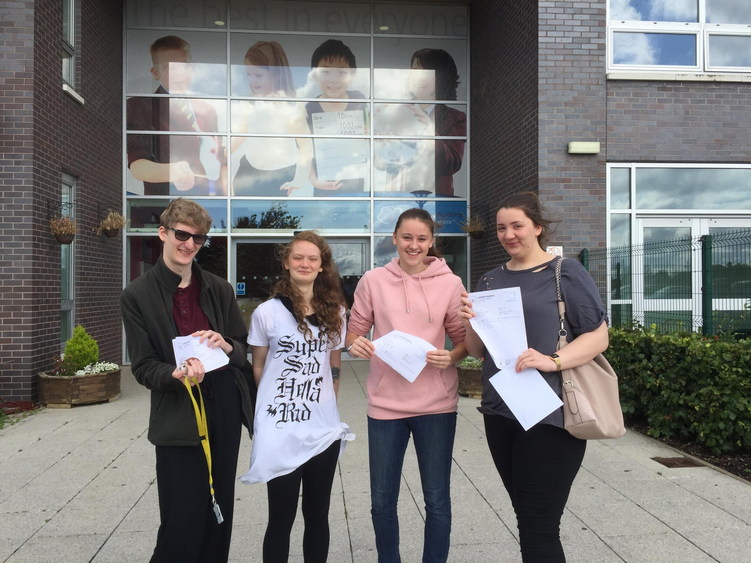 Schools hail GCSE and A-level results | This Is Wiltshire