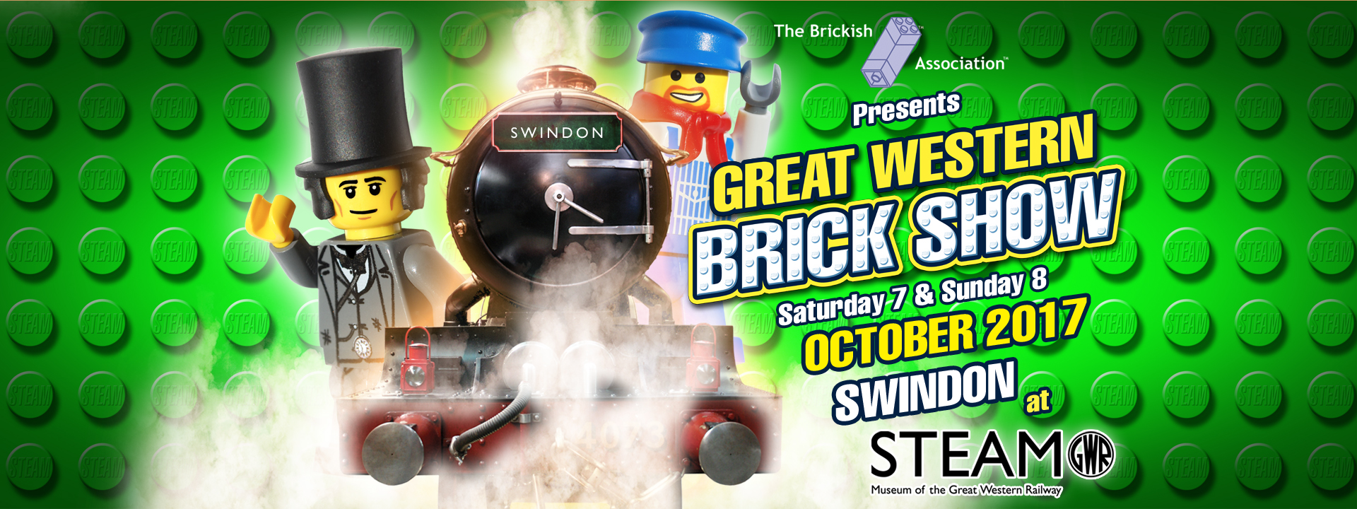 Great Western Brick Show 2017