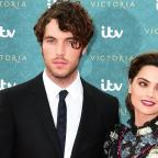 Swindon Advertiser: Tom Hughes and Jenna Coleman (Ian West/PA)