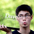 Swindon Advertiser: Ken Cheng is this year's winner (Taylor Herring)