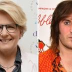 Swindon Advertiser: New Bake Off presenters Noel Fielding and Sandi Toksvig (PA Wire/PA)