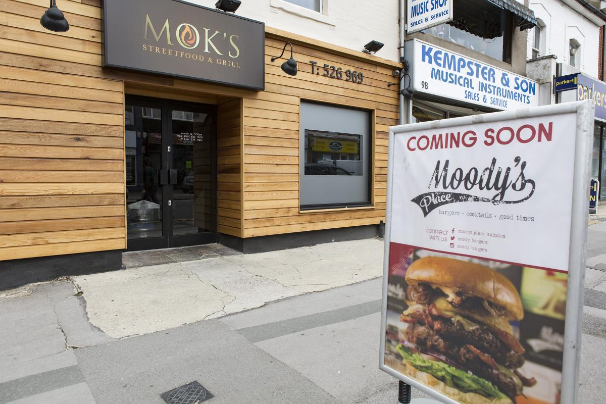 Moody Burgers To Replace Moks On Commercial Road Swindon