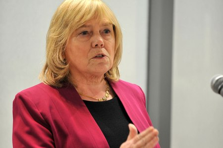 Council leader Jane Scott