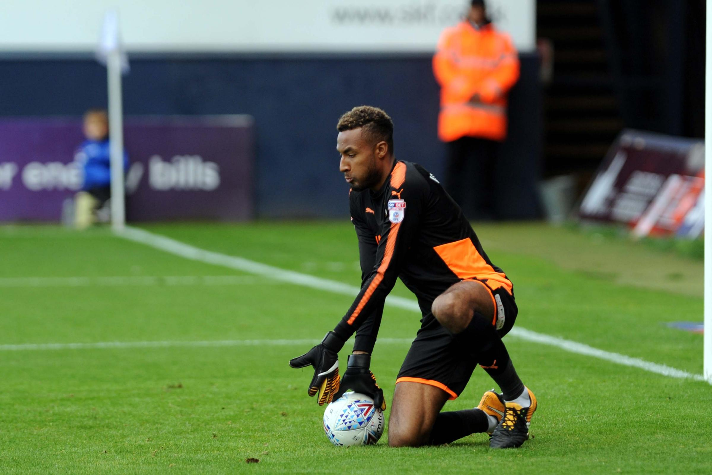 Lawrence Vigouroux is currently serving a four-game suspension