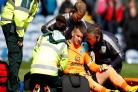Tom Heaton has had an operation on his shoulder