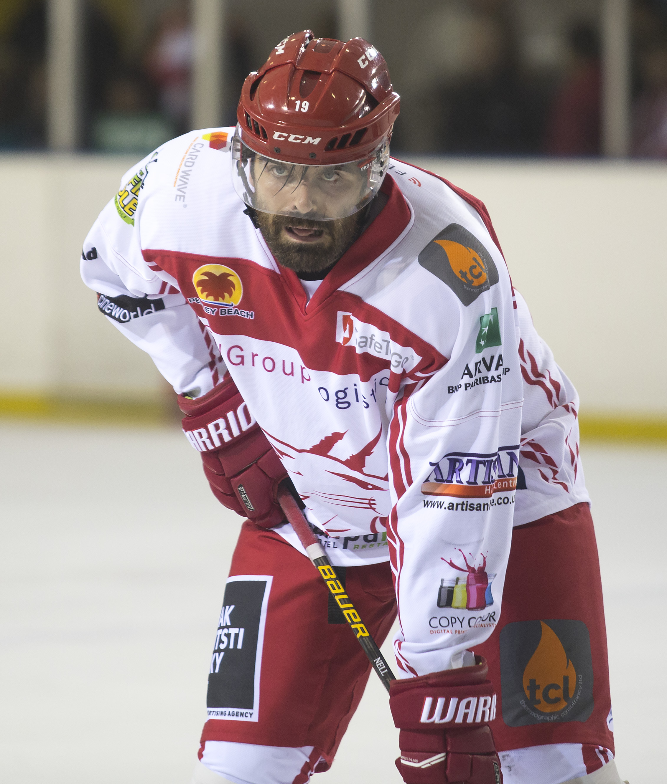 Nell lauds his Wildcats after road win over Basingstoke Bison