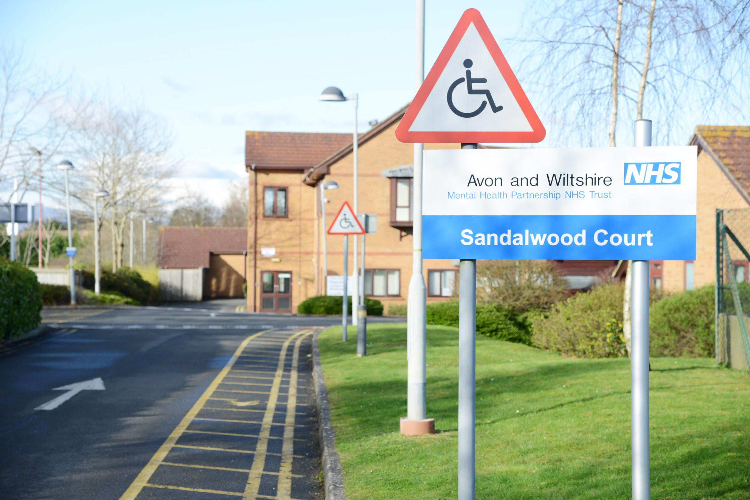 Sandalwood Court's place of safety suite will be shut for a year. Picture: THOMAS KELSEY