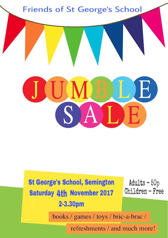 St George's School Jumble Sale