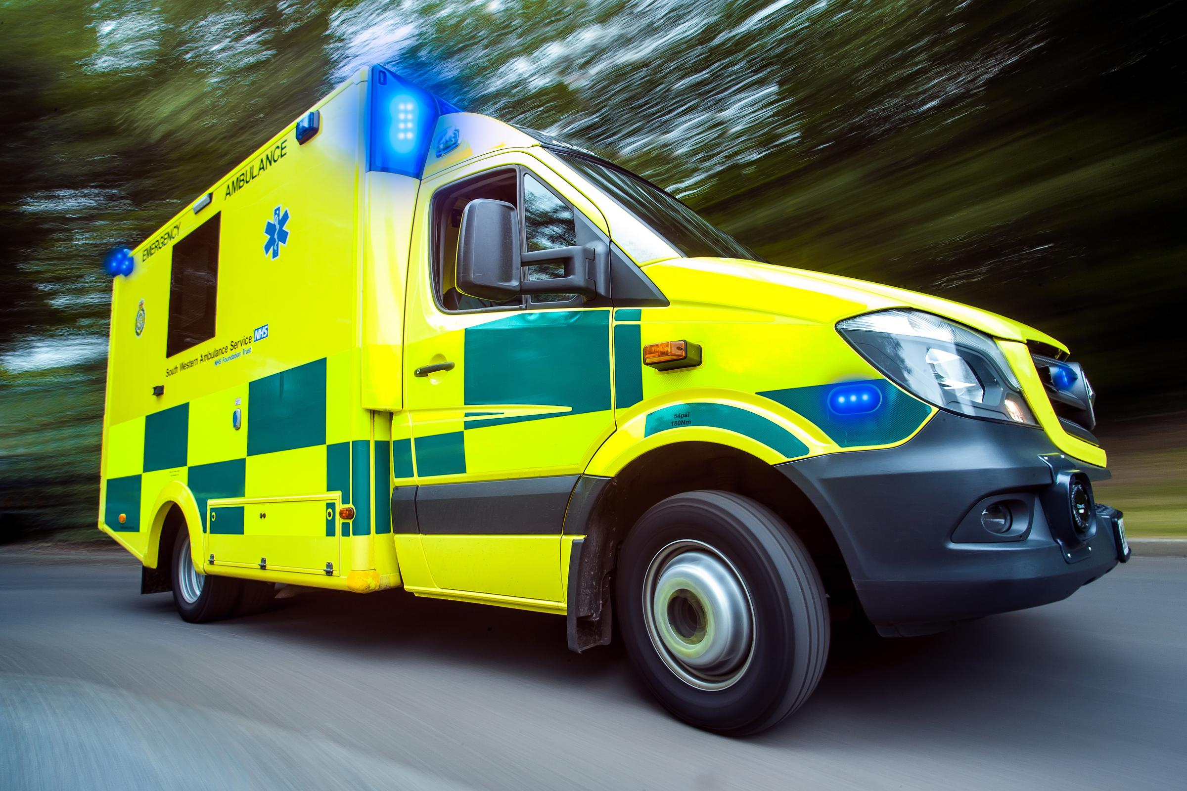 The South Western Ambulance Service