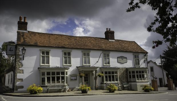 Swindon Advertiser: The Bell at Ramsbury