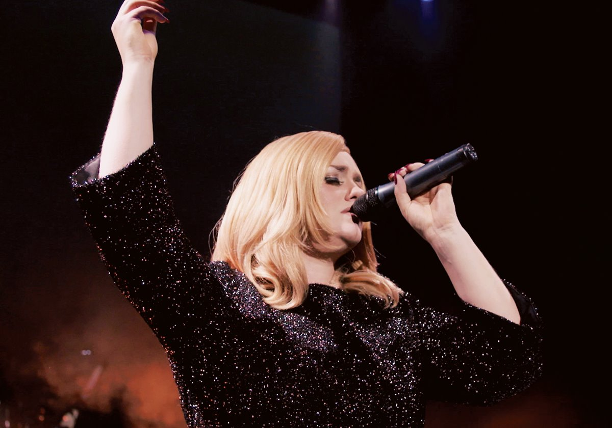 ON STAGE: Handpicked by Adele
