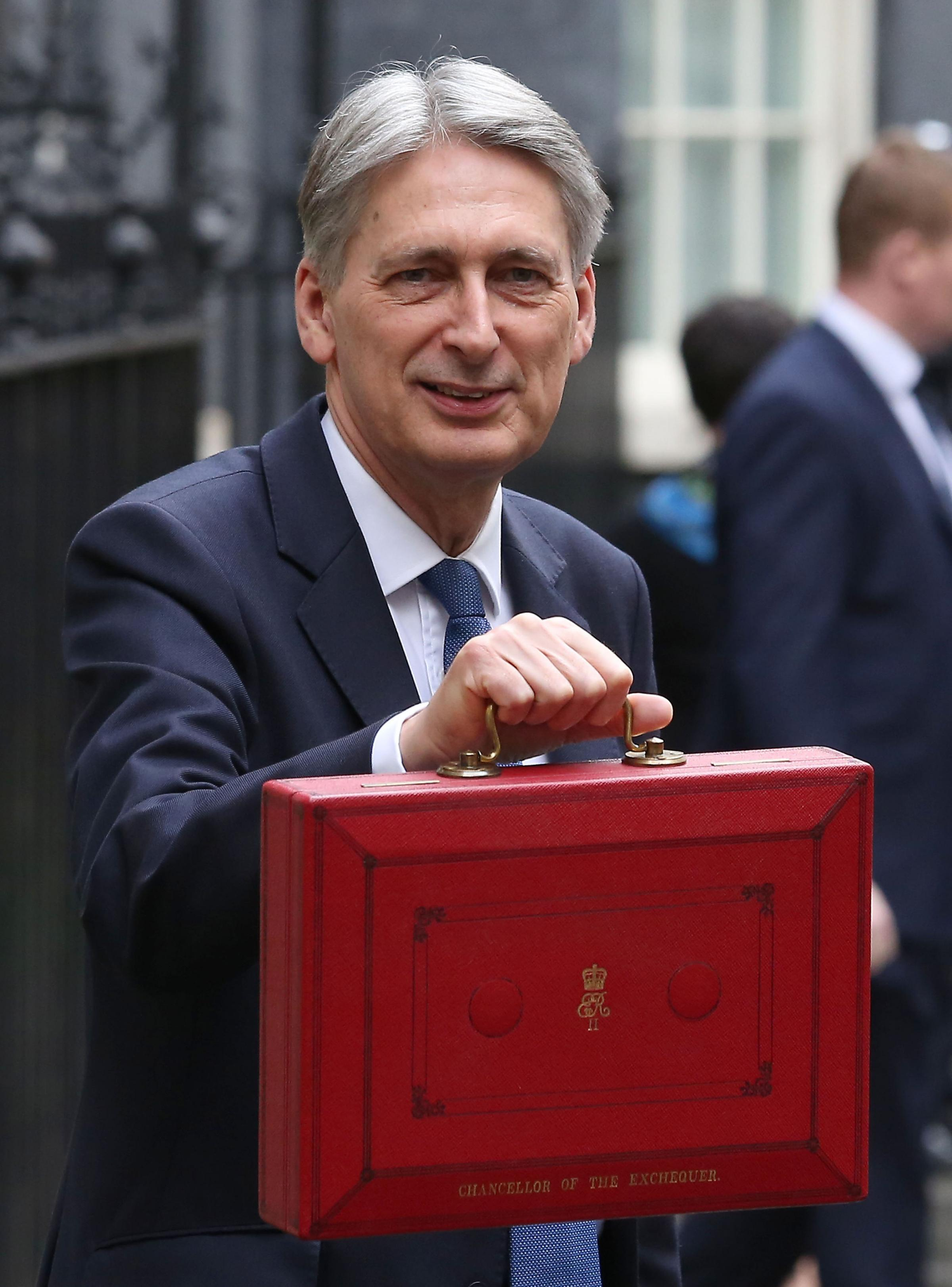 Chancellor Philip Hammond, who has been warned he must tackle the crises in housing and social care in his forthcoming budget.