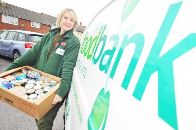 What Is Happening To Swindon Foodbank Swindon Advertiser