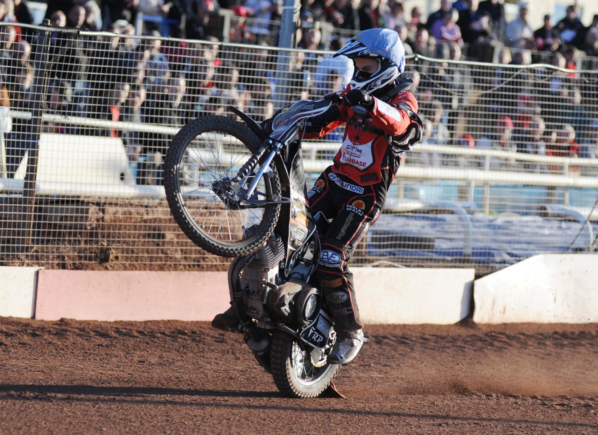 Swindon Robins ace Zach Wajtknecht hoping to complete recovery from