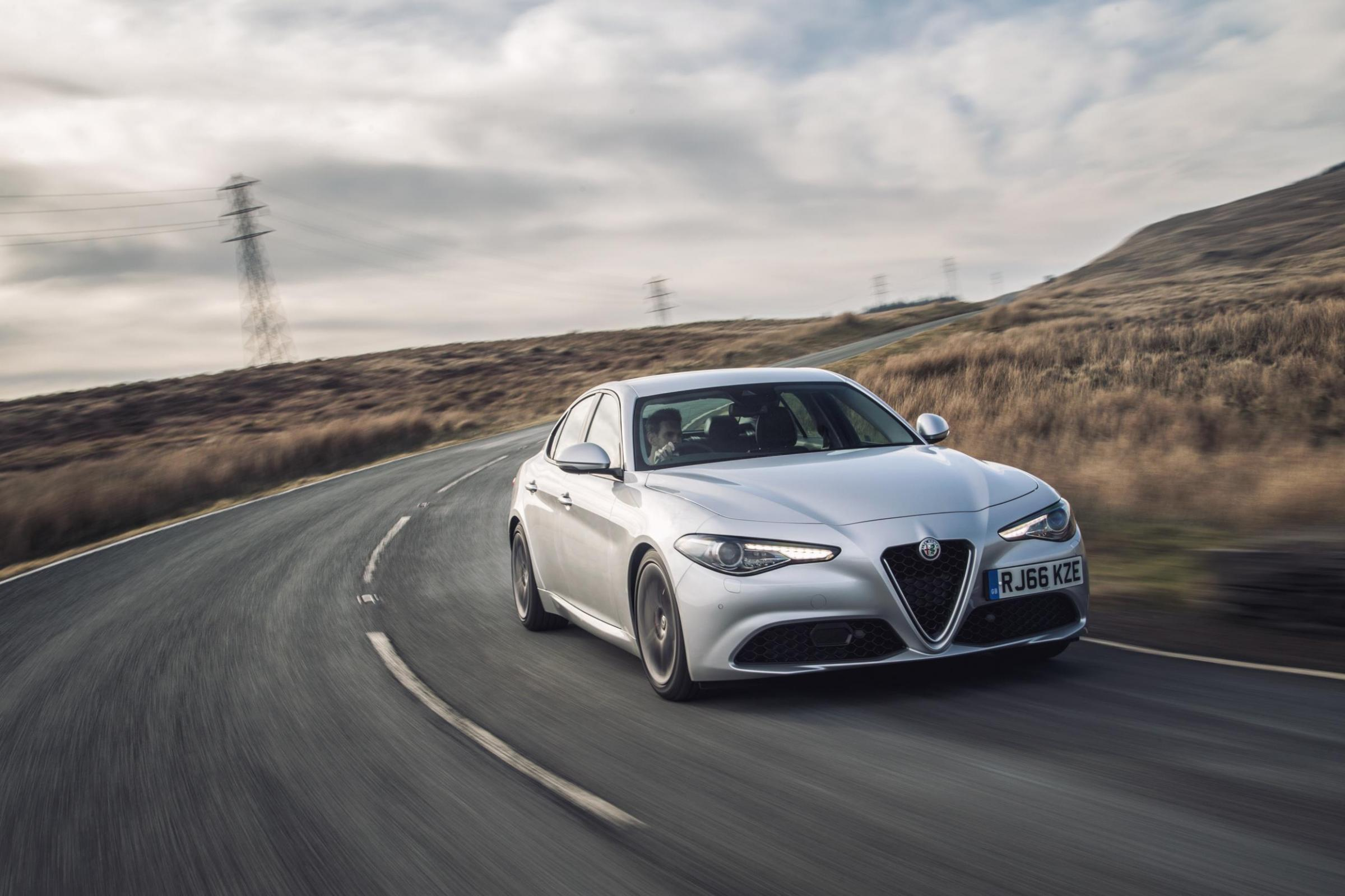 Try the Giulia - you won't want to give it back