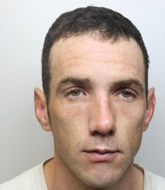 If you see Dean Lowe/Hanman, do not approach him but please call police on 999 with his exact location, direction of travel and description of clothing and any items he is carrying.