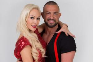 Kristina Rihanoff and Robin Windsor from TV's Strictly bring their own show to Swindon