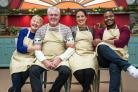 Former Bake Off favourite wins Star Baker in festive special (Channel 4)