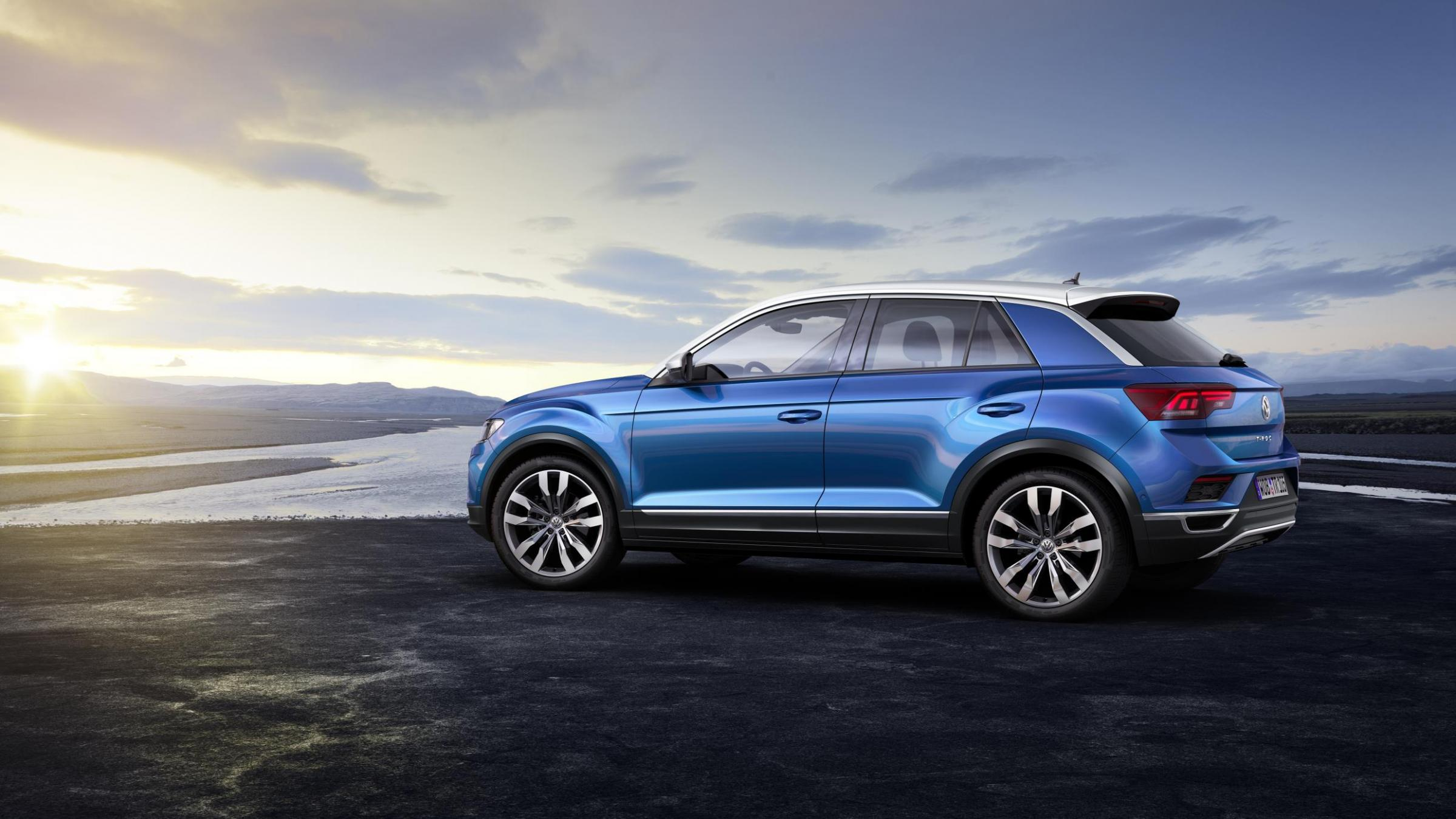 You'll find a friend in VW's T-Roc