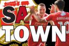 FULL-TIME REPORT: Swindon Town 3 Accrington Stanley 0