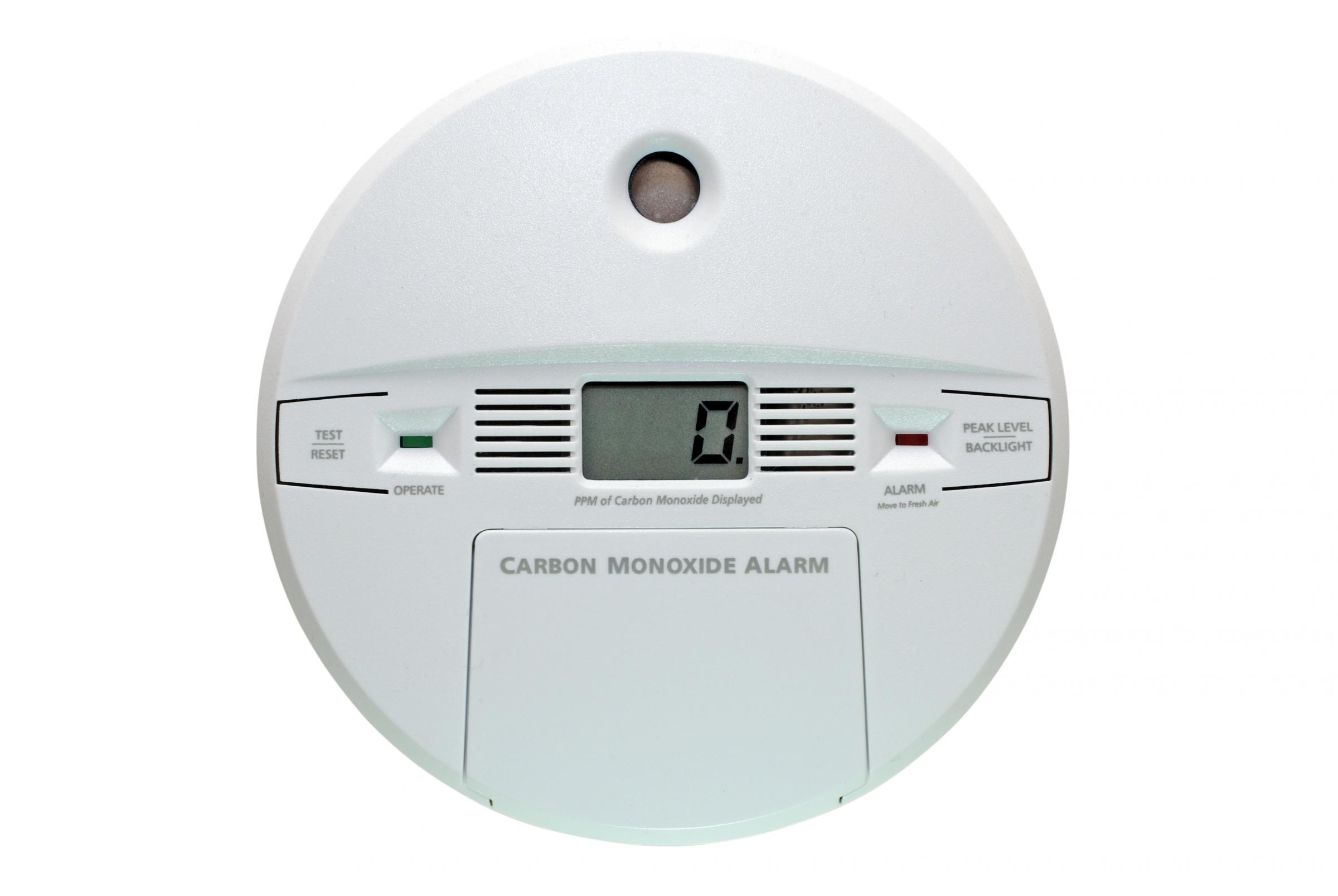 Carbon monoxide poisoning can happen from a badlly maintained gas boiler, hob or fire or from open fires, log burners and barbecues.