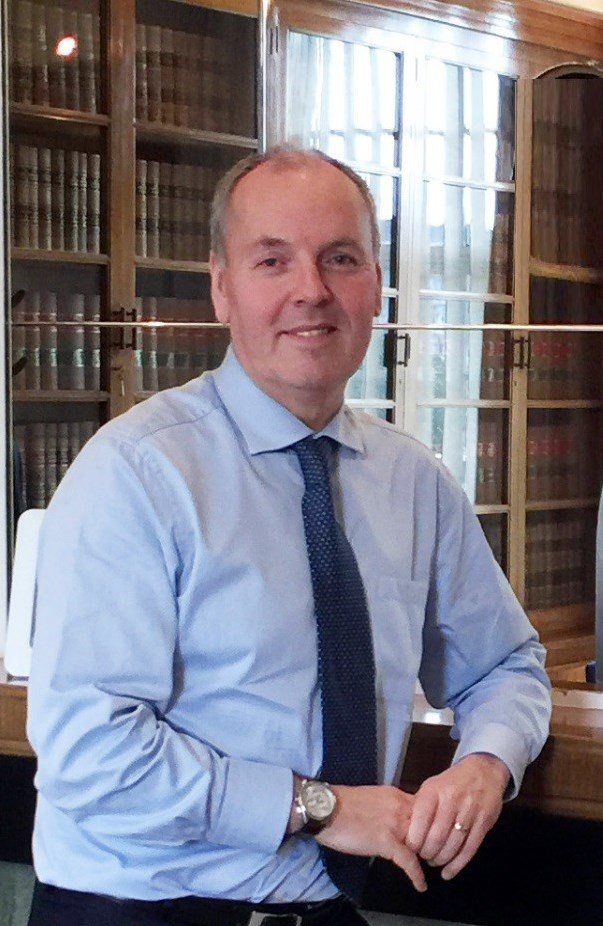 John Gilbert, Chief Executive of Swindon Borough Council