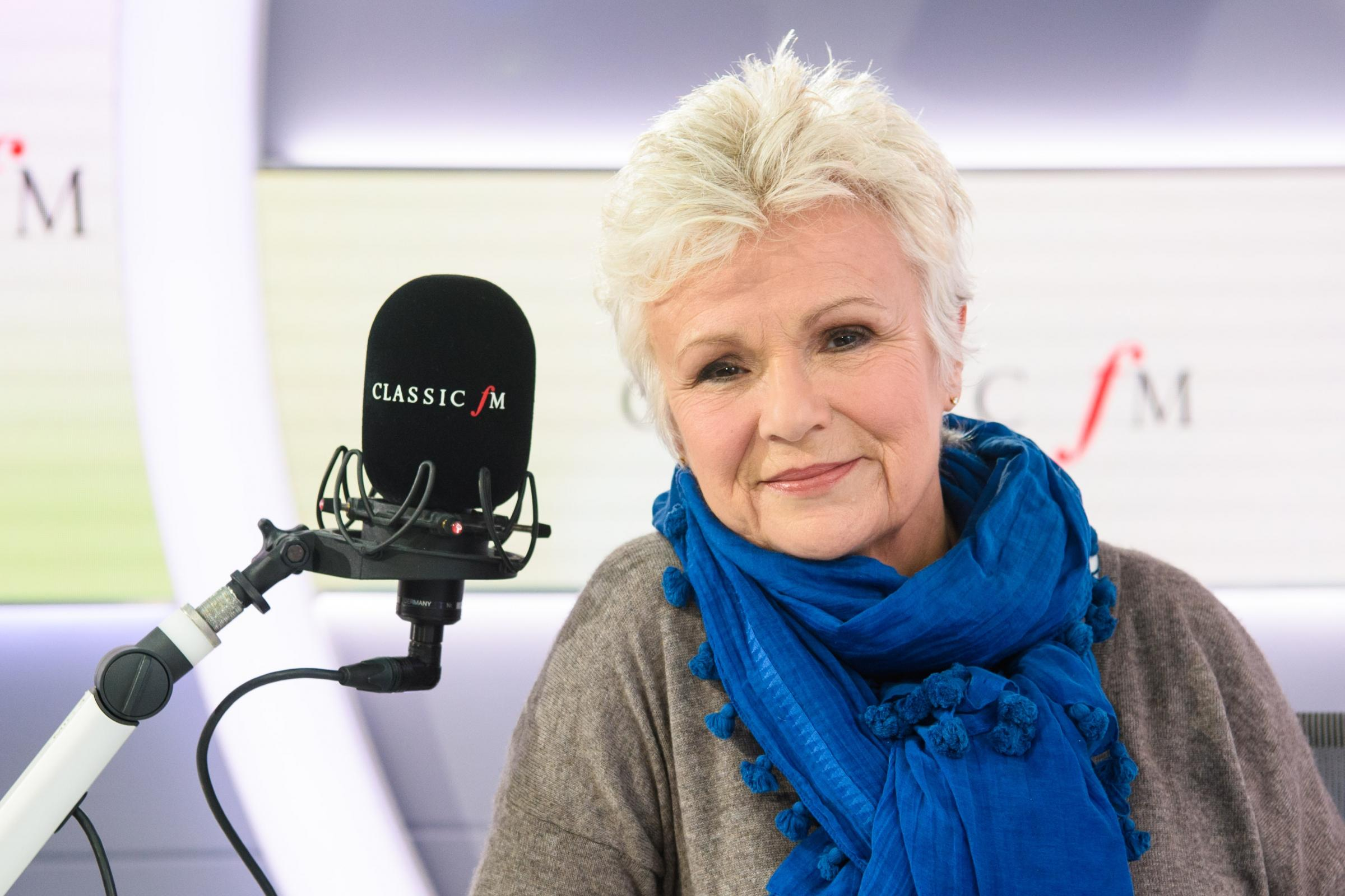 Dame Julie Walters (Classic FM)