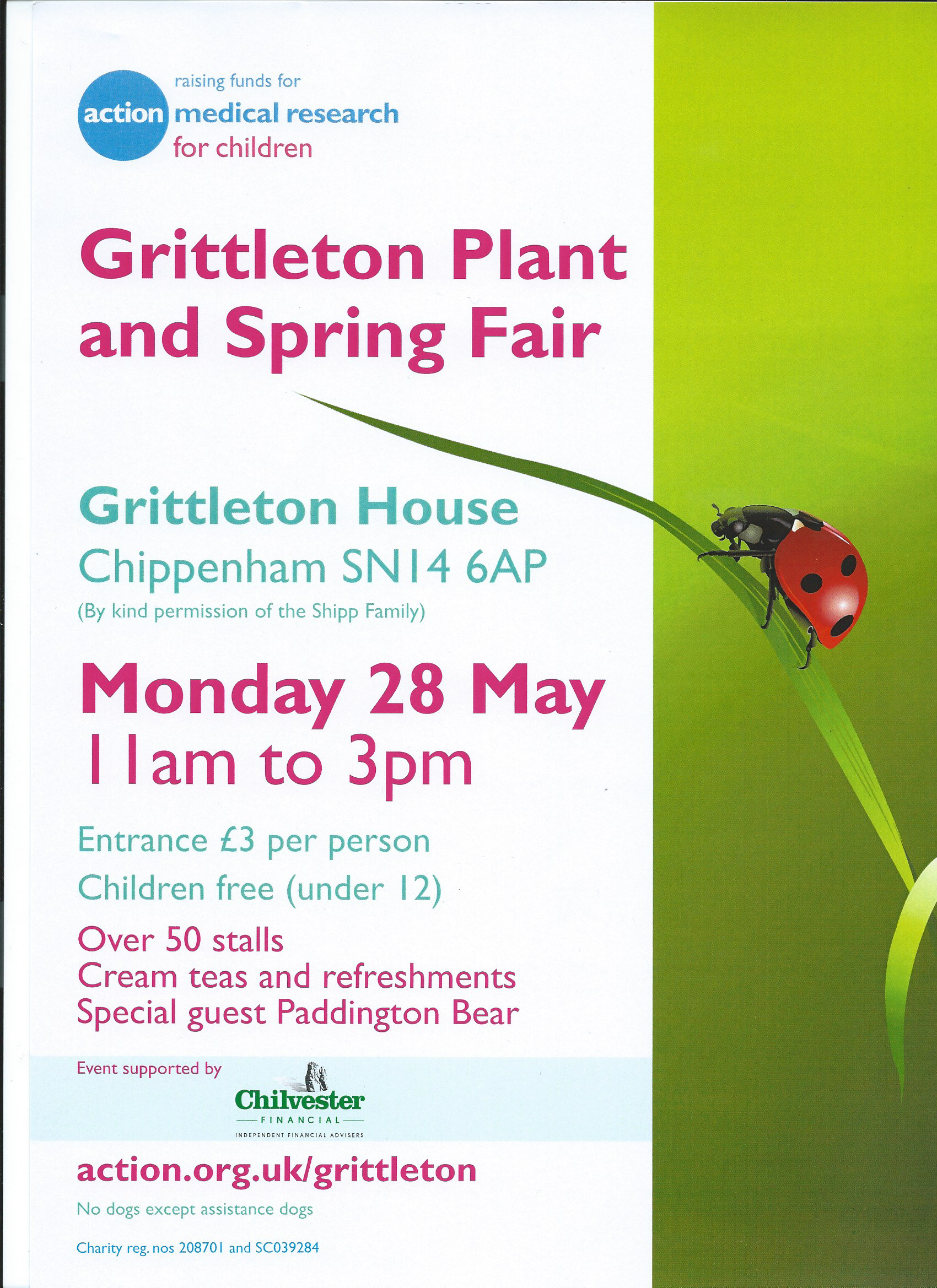 Grittleton Plant and Spring Fair
