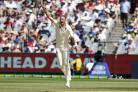 Stuart Broad is approaching his 400th Test wicket (Jason O'Brien/PA)