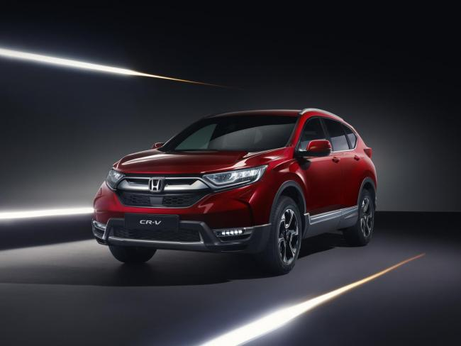 The shape of things to come, the new CR-V