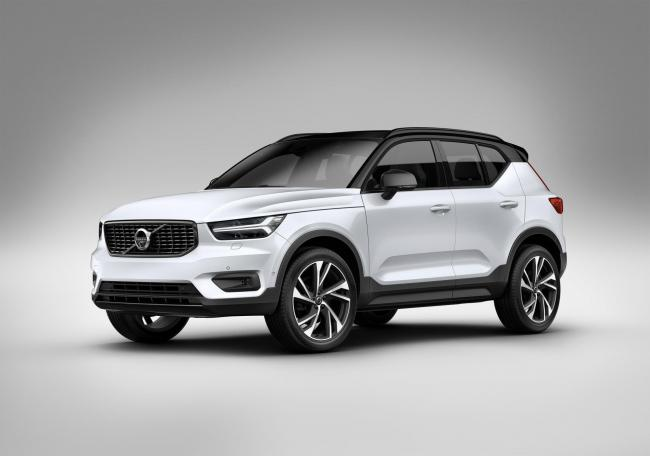Volvo XC40 one of the best family cars around