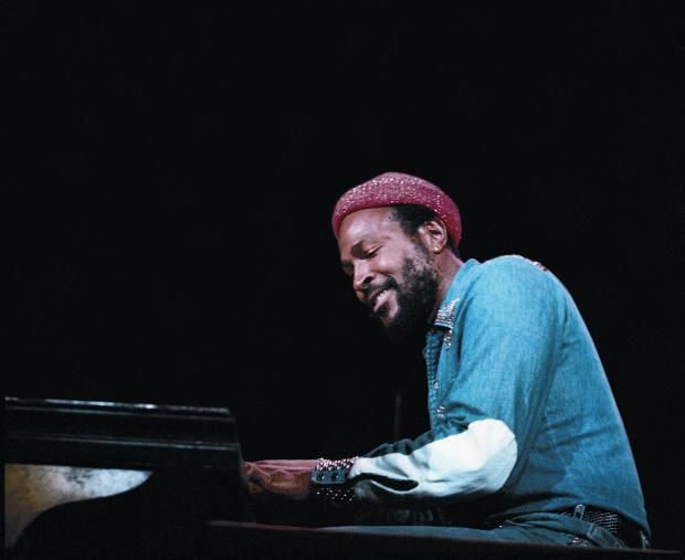 Marvin Gaye, born today in 1939