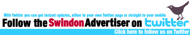 Follow the Swindon Advertiser on Twitter