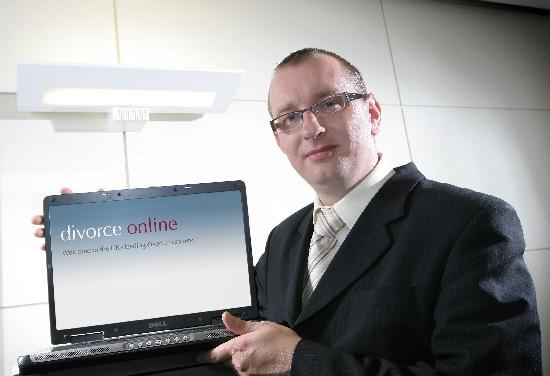Mark Keenan, of Divorce Online