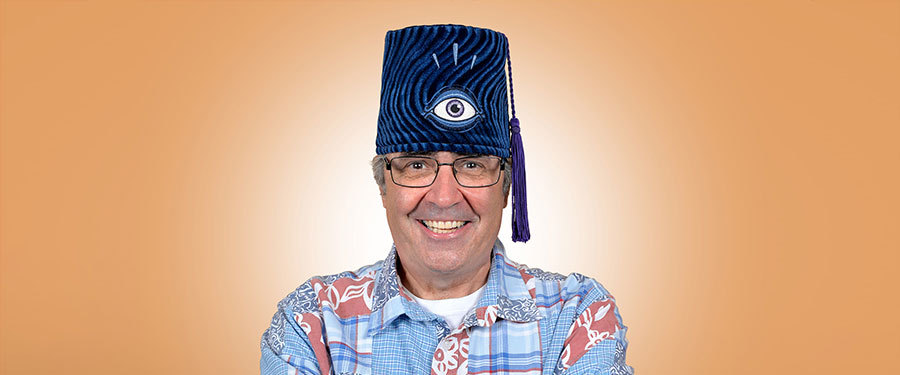 Danny Baker at the Wyvern Theatre